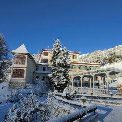 Отель Snow & Mountain Resort Schatzalp Швейцария, Давос - отзывы, цены и фото номеров - забронировать отель Snow & Mountain Resort Schatzalp онлайн вид на фасад