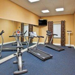 Holiday Inn Express Hotel & Suites Saint Augustine North фитнесс-зал фото 4