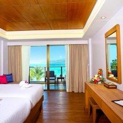 Отель Beyond Resort Karon 4* Стандартный номер с различными типами кроватей