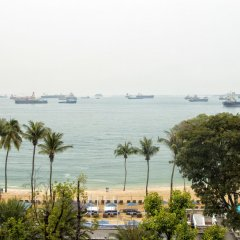 Отель Siloso Beach Resort, Sentosa пляж