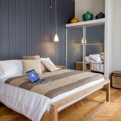 Апартаменты QT Suites & Apartments - Sistina комната для гостей фото 3