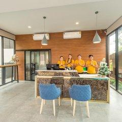 Отель Chermantra Aonang Resort and Pool Suite в номере