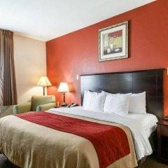 Отель Quality Inn Kingsville Hwy 77 США, Кингсвилль - отзывы, цены и фото номеров - забронировать отель Quality Inn Kingsville Hwy 77 онлайн комната для гостей