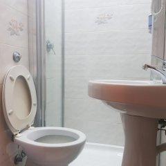 Отель Aristotele ванная