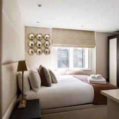 Отель Flying Butler Baker Street Apartments Великобритания, Лондон - отзывы, цены и фото номеров - забронировать отель Flying Butler Baker Street Apartments онлайн комната для гостей фото 4
