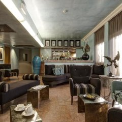 Отель Just Hotel St. George Италия, Милан - 11 отзывов об отеле, цены и фото номеров - забронировать отель Just Hotel St. George онлайн гостиничный бар фото 2