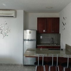 Апартаменты Apartment Solymar Cancun Beach в номере