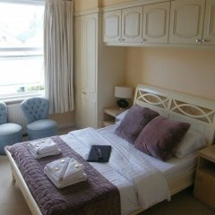 Отель Seafield House Великобритания, Хов - отзывы, цены и фото номеров - забронировать отель Seafield House онлайн комната для гостей фото 4