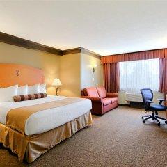 Отель Best Western Plus Abercorn Inn Канада, Ричмонд - отзывы, цены и фото номеров - забронировать отель Best Western Plus Abercorn Inn онлайн комната для гостей фото 3
