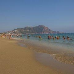 Kleopatra Beach Hotel - All Inclusive пляж фото 2