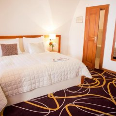 Отель Bellevue (ex.u Mesta Vidne) Чешский Крумлов комната для гостей фото 5