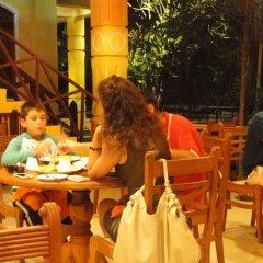 Отель Thambapanni Retreat Унаватуна питание