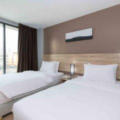 Отель Narra Hotel Таиланд, Бангкок - 1 отзыв об отеле, цены и фото номеров - забронировать отель Narra Hotel онлайн комната для гостей фото 4