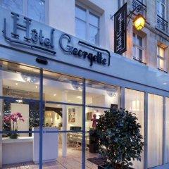 Отель Sejour BeauBourg Франция, Париж - отзывы, цены и фото номеров - забронировать отель Sejour BeauBourg онлайн вид на фасад