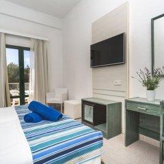 Отель Globales Cala'n Blanes Кала-эн-Бланес комната для гостей фото 3