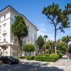 Отель Residenza Parco Fellini Римини парковка