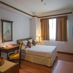Отель Silom City комната для гостей