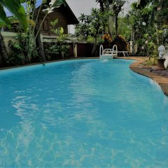 Отель Sunset Inn бассейн