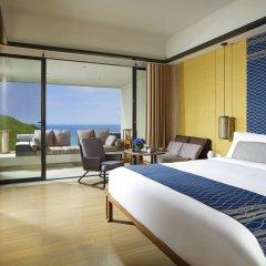 Отель InterContinental Sanya Resort комната для гостей фото 5