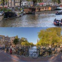 Отель B&B Houseboat between Amsterdam Windmills Нидерланды, Амстердам - отзывы, цены и фото номеров - забронировать отель B&B Houseboat between Amsterdam Windmills онлайн фото 14
