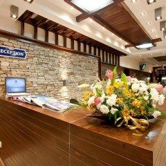 SG Astera Bansko Hotel & Spa интерьер отеля