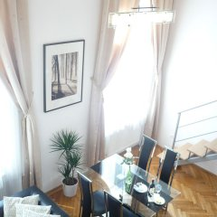 Апартаменты Welcome Budapest Apartments питание