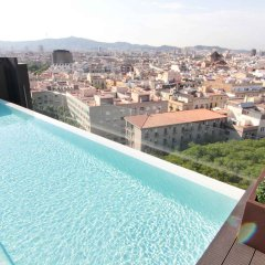 Отель Andante Hotel Испания, Барселона - 1 отзыв об отеле, цены и фото номеров - забронировать отель Andante Hotel онлайн бассейн фото 2