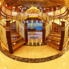Vintage Luxury Yacht Hotel сауна