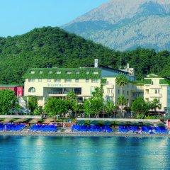 L'ancora Beach Hotel - All Inclusive бассейн