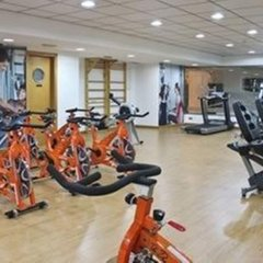 Отель Melia Sevilla фитнесс-зал фото 2