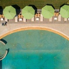 Отель Divani Apollon Palace & Thalasso фитнесс-зал фото 4