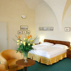 Отель Adalbert Ecohotel Чехия, Прага - 3 отзыва об отеле, цены и фото номеров - забронировать отель Adalbert Ecohotel онлайн комната для гостей фото 4