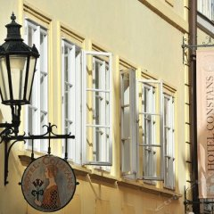 Boutique Hotel Constans Prague фитнесс-зал фото 2
