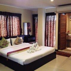 Апартаменты Purita Serviced Apartment Бангкок комната для гостей фото 3