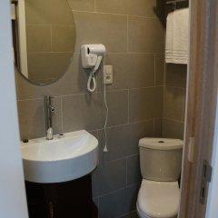 Отель Evergreen Бельгия, Брюссель - отзывы, цены и фото номеров - забронировать отель Evergreen онлайн ванная