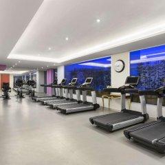 Ramada Hotel & Suites Istanbul Merter фитнесс-зал