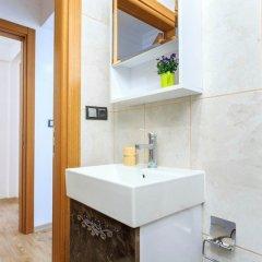 Apart Likya Garden 1 Турция, Калкан - отзывы, цены и фото номеров - забронировать отель Apart Likya Garden 1 онлайн ванная фото 2