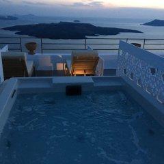 Отель Amelot Art Suites Греция, Остров Санторини - отзывы, цены и фото номеров - забронировать отель Amelot Art Suites онлайн бассейн фото 2