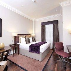 Отель Fraser Suites Queens Gate Великобритания, Лондон - отзывы, цены и фото номеров - забронировать отель Fraser Suites Queens Gate онлайн комната для гостей фото 4