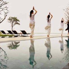 Отель V Villas Hua Hin MGallery by Sofitel фитнесс-зал