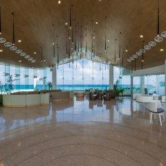 Отель Oleo Cancun Playa All Inclusive Boutique Resort фитнесс-зал