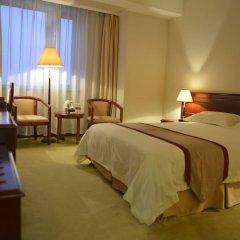 Отель Shanghai Airlines Travel Hotel Китай, Шанхай - 1 отзыв об отеле, цены и фото номеров - забронировать отель Shanghai Airlines Travel Hotel онлайн комната для гостей фото 6