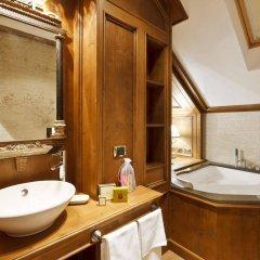 Ambra Cortina Luxury & Fashion Boutique Hotel ванная