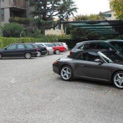 Hotel Du Lac et Bellevue парковка