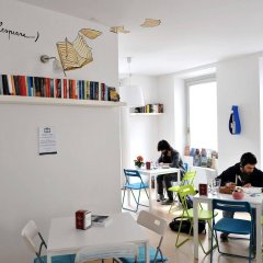 Отель GogolOstello & Caffè Letterario питание фото 2