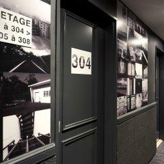 Отель Hôtel Gaston банкомат