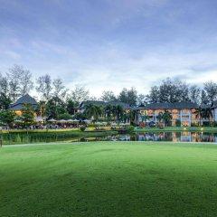 Отель Laguna Holiday Club Phuket Resort пляж Банг-Тао спортивное сооружение