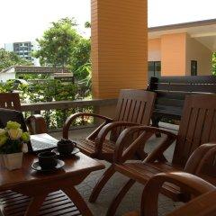 Отель Dusit Naka Place балкон