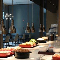 Отель Hyatt House Shanghai Hongqiao CBD Китай, Шанхай - отзывы, цены и фото номеров - забронировать отель Hyatt House Shanghai Hongqiao CBD онлайн питание фото 3