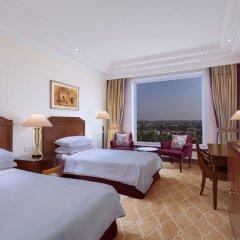 Sheraton New Delhi Hotel комната для гостей фото 3